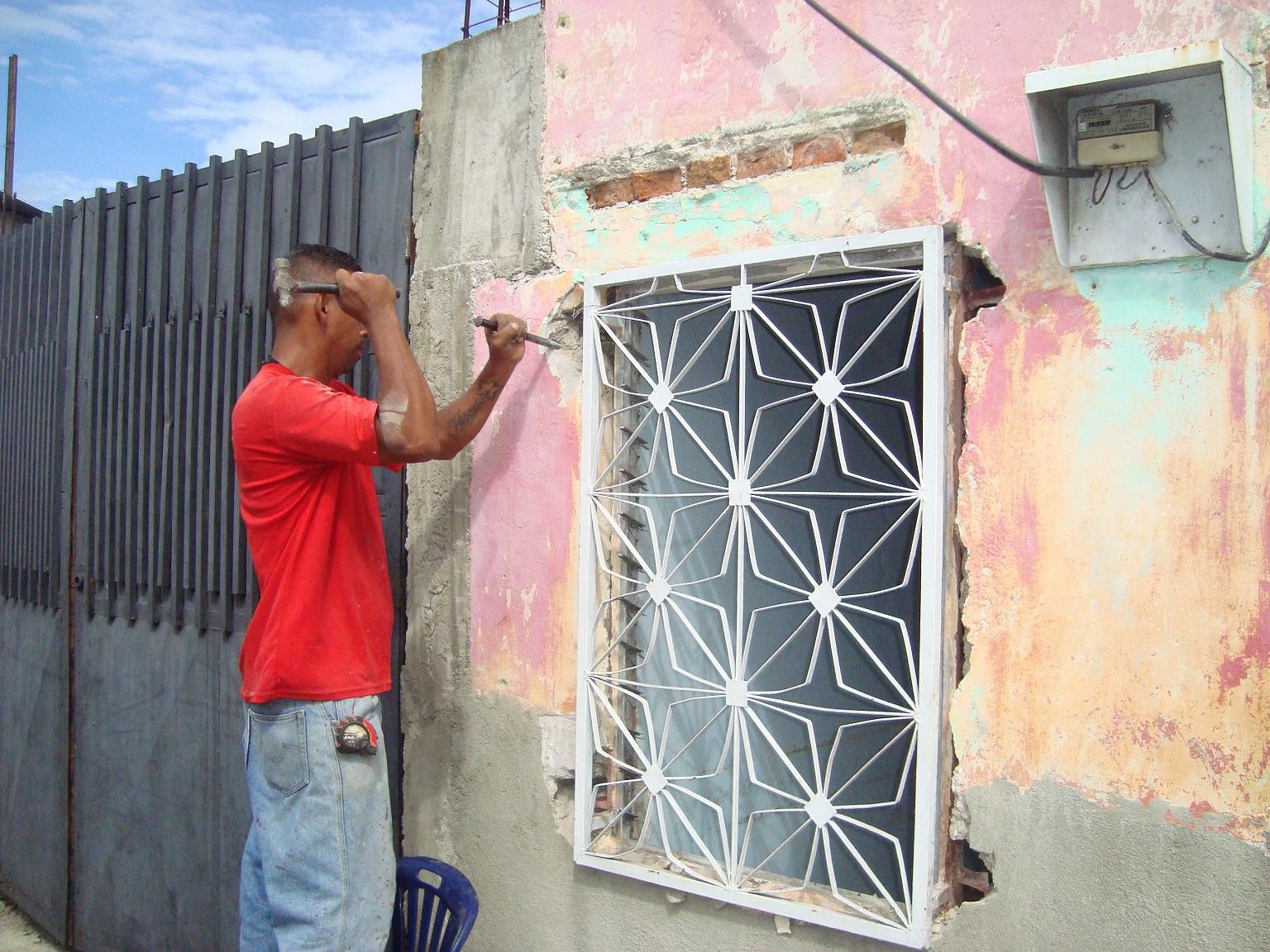 Barrio Nuevo Barrio Tricolor arrancó en Juventud, Savayo I y Brisas del Estadium en Independencia