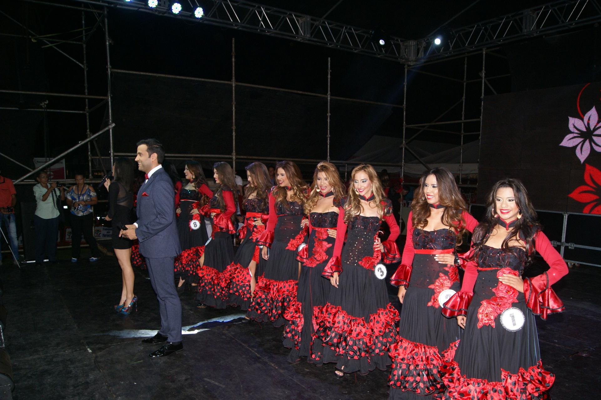 Katerine de la Rosa es la nueva reina de las Fiestas Patronales Independencia 2016