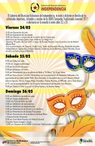 carnavales juventud