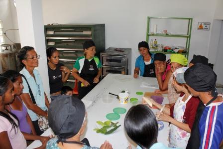 Imamujer impartió taller sobre platos alternativos enmarcado en los viernes nutricionales